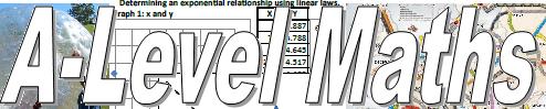 A-level Maths Resources