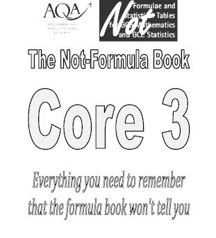 Edexcel C3 Textbook Pdf
